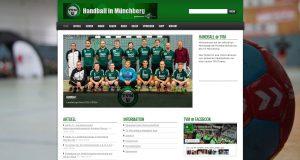 Homepage Handball